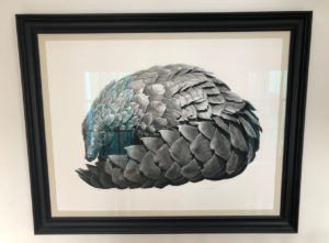 Lucy Boydel Framed Artwork 18